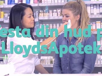Lloyds Apotek-När testade du dig senast